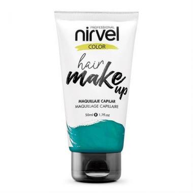 Nirvel Hair Make up kimosható alkalmi hajszínező Turquoise zöld