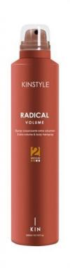 KINSTYLE Akció! Radical volume + Extrém erős 300ml hajhab +ajándék Cristal Jelly 250ml gumi hajzselé