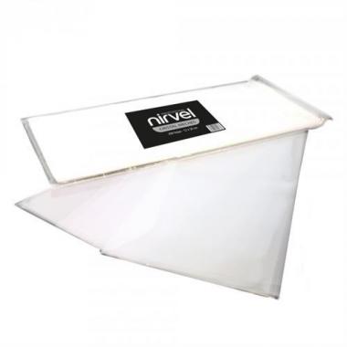 Nirvel Cristal átlátszó melírozó fólia 12×30cm