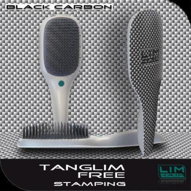 Hajkisimító és szuper hajbontó kefe Tanglim Free-Carbon