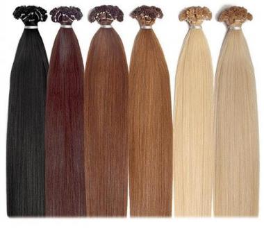 Póthaj haj 50-55cm-25db/csomag-