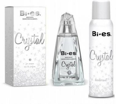 Bi Es crystal women dezodor 150ml