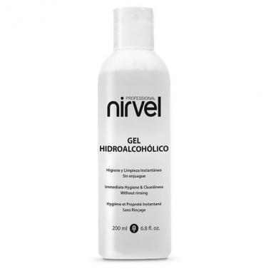 Nirvel Hidroalcoholic Gel azonnali kéztiszító 70 alkohollal