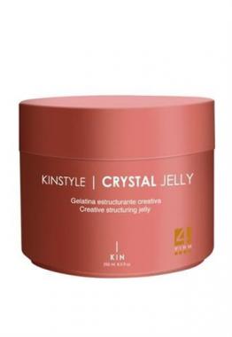 KINSTYLE Crystal Jelly extra erős hajzselé parfümmel