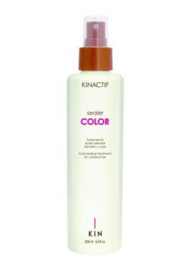 Hajkezelő hajszínlezáró hajápoló Kin Color Sealer