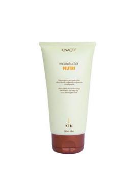 Hajkezelő töredezett száraz haj gyors gyógyítására Kin Nutri Reconstructor
