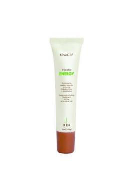 Hajkezelő vélony haj extra gyors erősítésére kollagénnel Kin Energy Injector