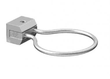 Hajszárító gép tartó fémgyűrű