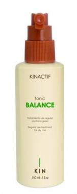 Hajszesz zsíros hajra Kin Balance Tonic