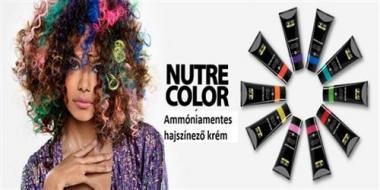 Hajszínező balzsam Nirvel Nutre Color