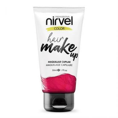 Nirvel Hair Make up kimosható alkalmi hajszínező Pink