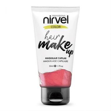 Nirvel Hair Make up kimosható alkalmi hajszínező Coral