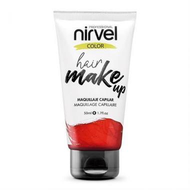 Nirvel Hair Make up kimosható alkalmi hajszínező Piros