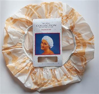 Fodrászkellék Fürdősapka gumival PVC-ből daueroláshoz 5080733