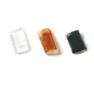 Keratin tipp sötétbarna 50db/csomag