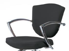 Astra fodrász szék ülőke karfákkal