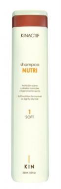 Sampon száraz normál hajra KIn Nutri 1-Soft