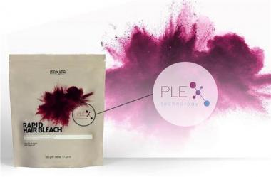 Maxima Rapid Hair Bleach Plex – Argánolajos porzásmentes lila szőkítőpor Plex technológiával