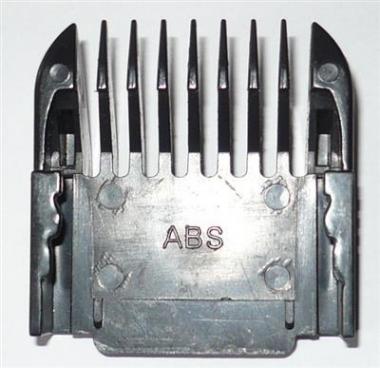 Toldófésű szett hajnyírógépekhez 4 db (vezetőfésű, vágópapucs)