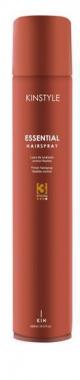 KINSTYLE Essential erős hajspray 500ml + Glam Touch hajfény spray+ ajándék 50ml regeneráló OILCream