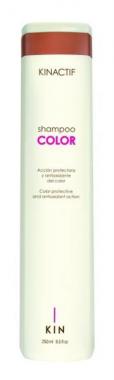 Sampon festett hajra KIN Color