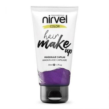 Nirvel Hair Make up kimosható alkalmi hajszínező Lila