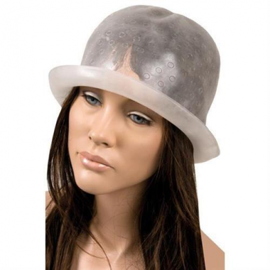 Melírozó kalap rugalmas műanyagból