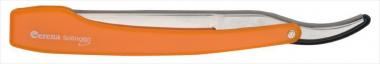 Fodrász borotva 10db pengével Cerena Solingen 9100-narancs