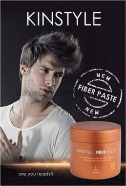 Hajformázó rostos paszta Fiber Paste KINSTYLE