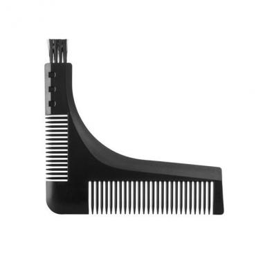 Barber szakáll formázó sablon és fésű gyors formakészítéshez OR06176