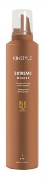KINSTYLE Extreme hajhab parfümmel + Glam Touch hajfény spray +Thermic hővédő+ajándék hajfiatalító
