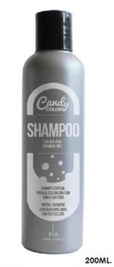 Szulfát- és parabénmentes sampon hajszínezőhöz Candy Colors