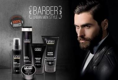 Nirvel Barber átlátszó borotva krém gél