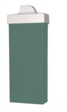 Klorofilos gyantapatron meleg gyantázáshoz bajuszra 100ml 5mm széles görgővel2