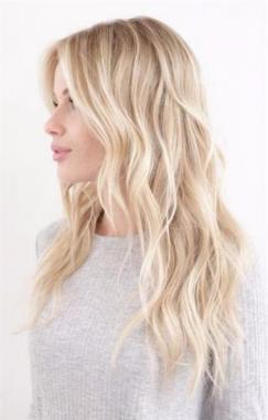 Szőke haj készítés roncsolás nélkül otthon és hamvasító hajápoló szett KINBLOND3
