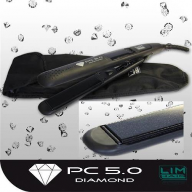 Hajvasaló gyémántporos LIM-HAIR-pc5.0 Diamond black