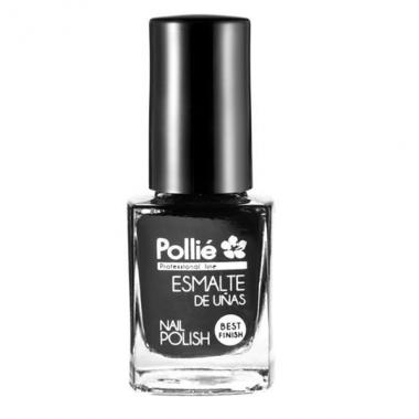 Pollié fekete körömlakk 03492