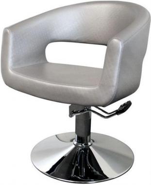 Fodrász szék Classic szürke