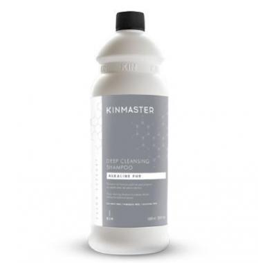 Kinmaster Deep Cleansing pH9 mélytisztító sampon 1000ml