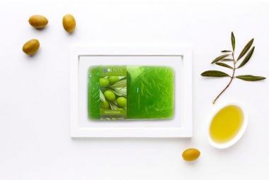 Handmade kézzel készített szappan olivával 75gr
