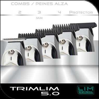 Barber professzionális szakállvágó és trimmelő LIM-HAIR Trimlim5.0 - 0,0mm