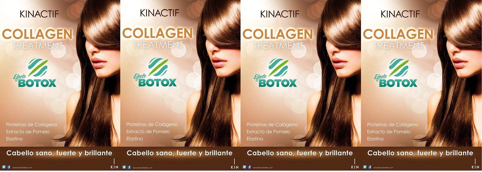 Botox effektus - Kollagénes hajerősítő termékek