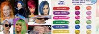 Számtalan Extrém élénk és pasztell hajszín készítése 8 termék használatával